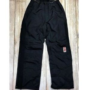 Alpine Design Black Ski Snow Pants